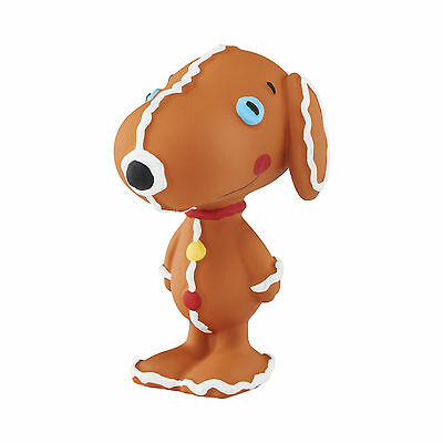 Snoopy by Design Gingerbread BowWow Peanuts Figure