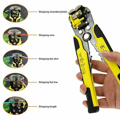 Ultimate Wire Cutter amazingdiscountworld Stripping Cutter and Crimping Tool