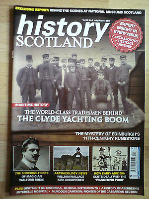 History Scotland - July/August 2016