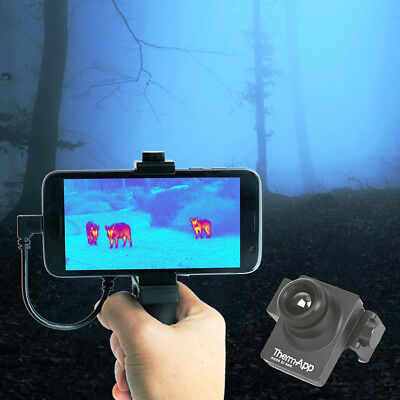 """Therm-app"" Thermal Imaging camera (for Android) - 384 x 288 pixels."
