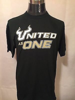 NCAA South Florida Bulls  LGE 2011 We Are One printed cotton tee by Fanatics