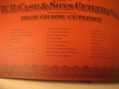 W. R. Case XX 2003 Product Catalog, 42 pages (17)