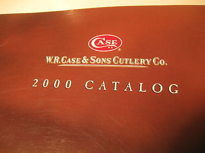 W. R. Case XX 2000 Product Catalog, 40 pages (12)
