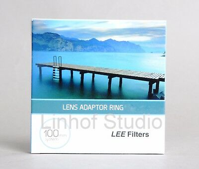 Lee Filters 72mm Wide Angle Adapter Ring To Fit Foundation Kit