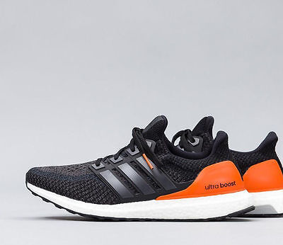 best service 4c4d7 a1cd9 Adidas Ultra Boost 2.0 Miami PE. size 14. Black Green Orange. BB0801.