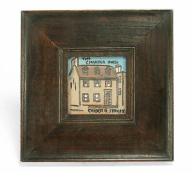 SEG Saturday Evening Girls Paul Revere Pottery Charter House tile arts & crafts