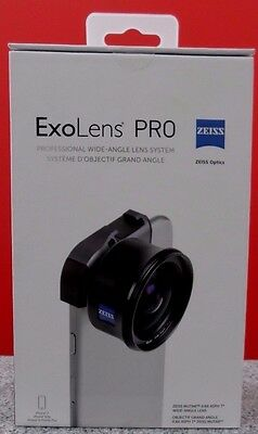 New ExoLens with Optics by ZEISS Mutar 0.6x Asph T* Wide-Angle Lens NIB