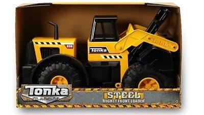 Tonka Classic Front Loader - Vehicle Toys Perfect for Child Early Development