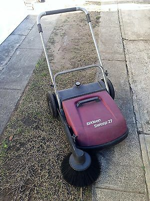 Industrial Floor Sweeper (Kleen Sweep 27)