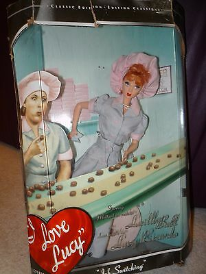 Lucille Ball Doll Collectible