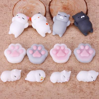 Cute Dolls Soft Animal Squishy Squeeze Healing Toys Kawaii Stress Reliever Tools