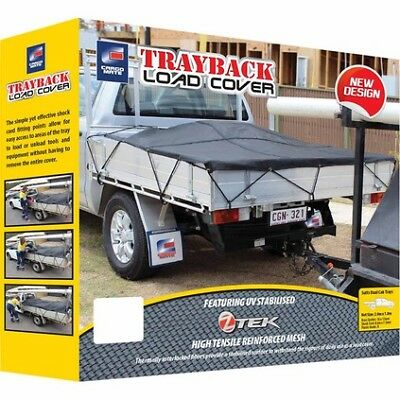 Cargo Mate Heavy Duty Load Cover - 1.8m X 2.0m