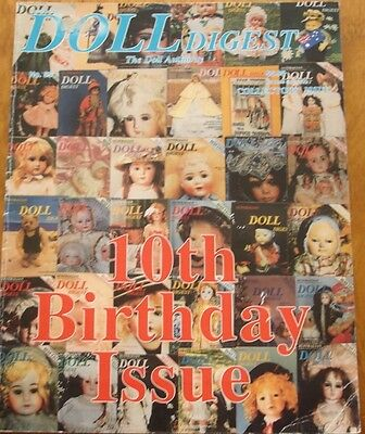 Australian Doll Digest - The Doll Autority 10th Birthday Issue no 55 (1995)