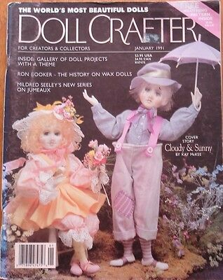 Doll Crafter January 1991