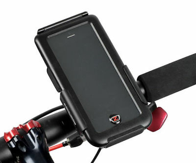 Zefal Z - Console Waterproof Smartphone Bike Mount - Black Bike Mount Phone Case