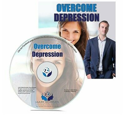 How To Deal With And Overcome Depression Self Hypnosis CD - Hypnotherapy CD Natu