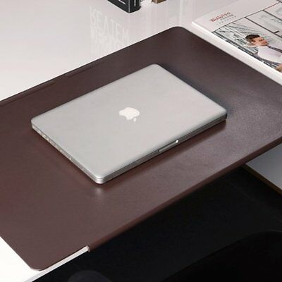 PVC Leather Mouse Pad Waterproof PC Gaming Desk Mat Large for Desktop 70 x 45cm
