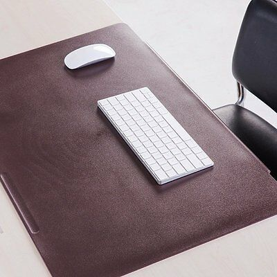 PVC Leather Mouse Pad Non Slip Desk Mat 700x450mm Large for Laptop PC Gaming