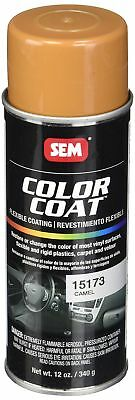 SEM Products 15173 Camel Color Coat - 13 oz.