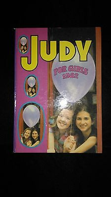 Judy For Girls Vintage Annual 1982