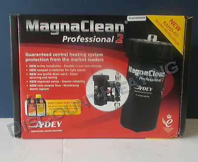 Adey Magnaclean Pro Professional 2 22mm ( does not include chemicals )