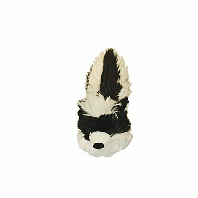 Multipet Bouncy Burrow Buddies Babies Skunk Small Dog Toy, 8""