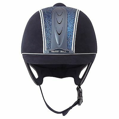 *CLEARANCE* Harry Hall Legend Cosmos Junior PAS015 Riding Hat - RRP £91.00