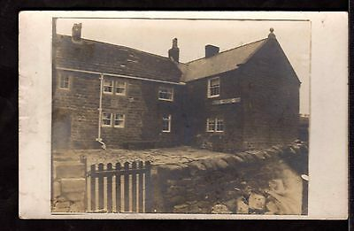 Postcard ~ WHITE HORSE INN Real Photographic BUT WHERE? ~ Early 1900s