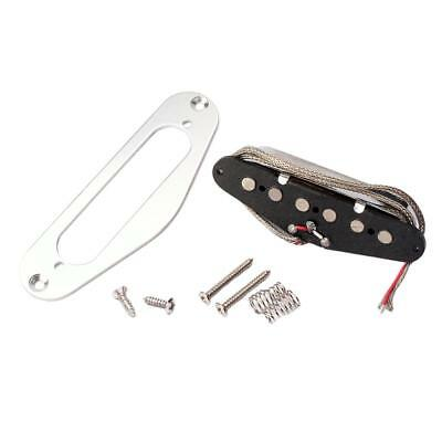 Professional Bridge Pickup w/ Screws Kit for TL Telecaster Electric Guitar