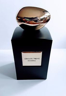Oud Royal Armani Prive originaler Flakon mit 200 von 250 ml plus TZ & Proben