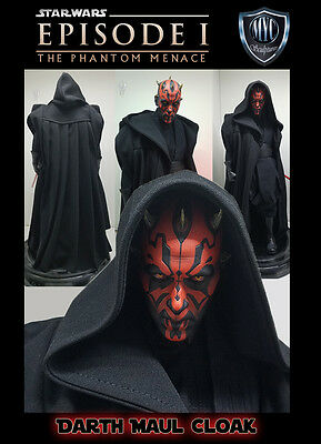 Star Wars Custom Robe ONLY ! for Darth Maul 2017 for Sideshow Premium F. Statue