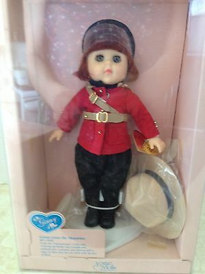 "Vogue Ginny ""Ginny Joins The Mounties"" Collectible Doll In Box"