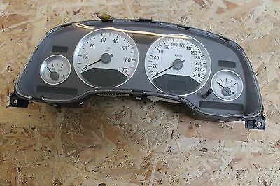 Tacho Kombiinstrument Opel Astra G OPC Coupe Turbo Z20LET 250km/h 09231131