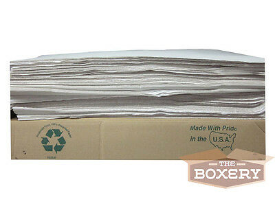 Tissue Paper 20x30'' - 1200 Sheets 25lbs by The Boxery