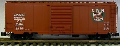 AML/Accucraft Canadian National 40 foot box car New