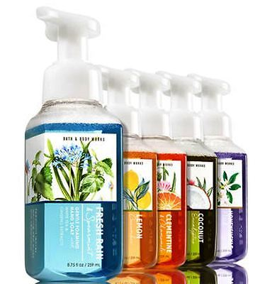 💚  Bath and Body Works Handsoap 5-er Pack Purely Fresh    💚