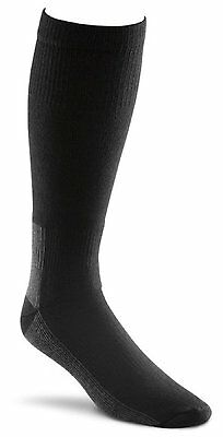 Fox River Westerner Boot Over-the-Calf Work Socks, 2-pk., Black, New, MPN 6520