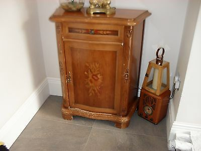 Small Documents Cabinet. Reproduction Italain Style