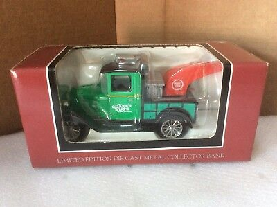 Liberty  1928 Chevrolet Tow Truck Bank New