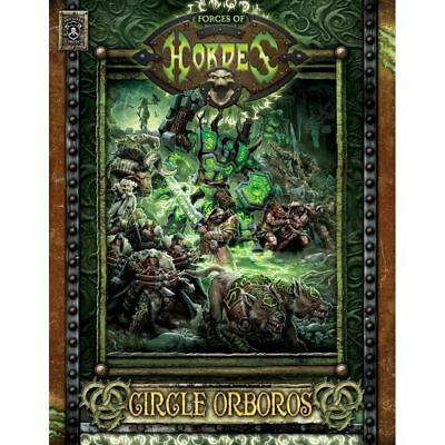 Hordes - Circle Orboros - Softcover - New - Nerdy Nerd