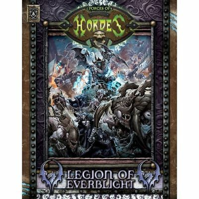 Hordes - Legion of Everblight - Softcover - New - Nerdy Nerd