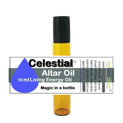 Altar Roll On Pulse Point Essential Oil Enhance Universal Energy