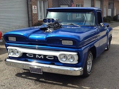 1960 Chevrolet Other Pickups  1960 Chevy / GMC pickup truck, pro street