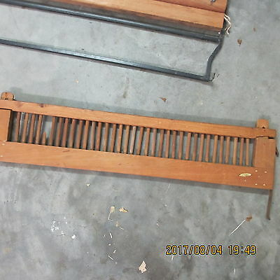 Weaving loom beater only                              (no 2)
