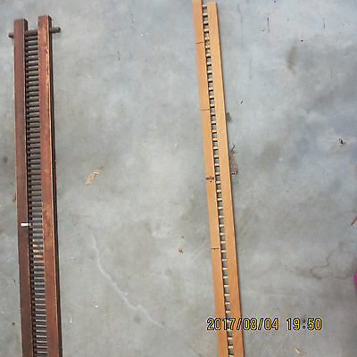 Weaving loom Raddle only  (no 2)