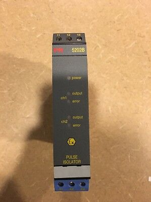 PR ELECTRONICS 5202B ,PULSE ISOLATOR Data Acquisition Module