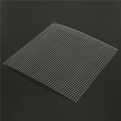 30x30cm 304 Stainless Steel 4 Mesh Filter Water Filtration Woven Wire