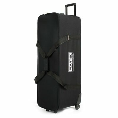 StudioPRO All in One Roller Bag for Photography Photo Studio On Location Shoots