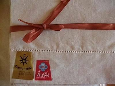 Quality French Pair Of  Unused Fleur Bleue Ladder Work Sheets
