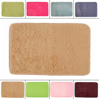 Large Modern 3cm Thick Shaggy Area Rugs Soft Pile Area Rug Mats Home BedRoom Pad